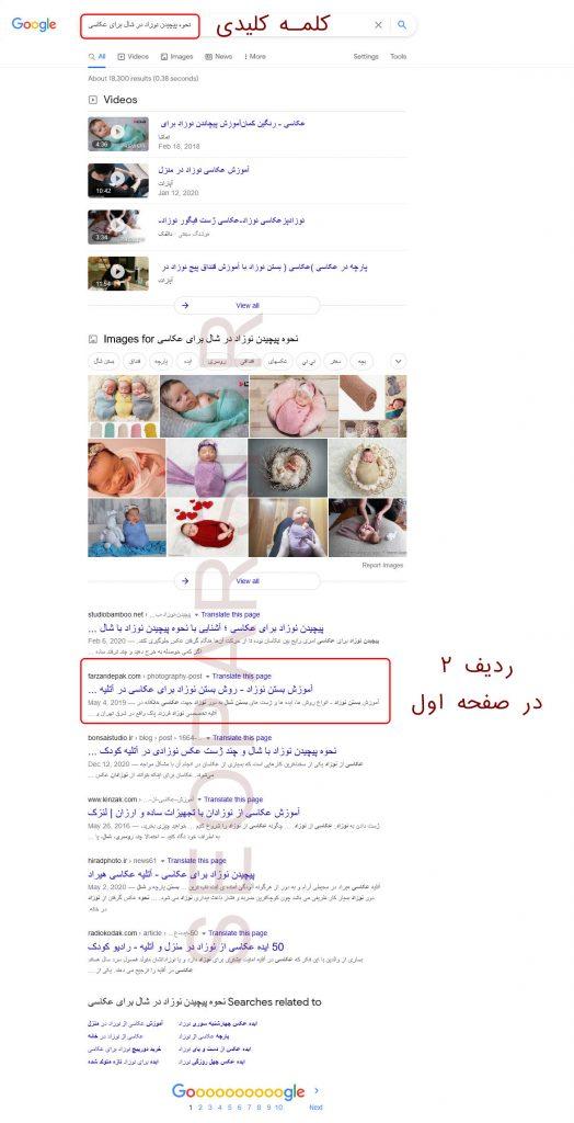 آتلیه تخصصی بارداری، نوزاد و کودک فرزند پاک